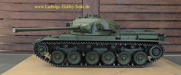 Centurion Tank Centurion%20MK%20III%20RC%20Modell%20%282%29